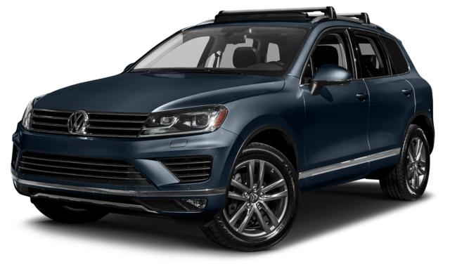 2017 Volkswagen Touareg Sarasota, FL WVGRF7BP0HD006311