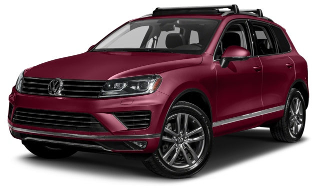 2017 Volkswagen Touareg Inver Grove Heights, MN WVGRF7BP9HD004914