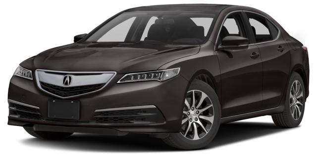 2016 Acura TLX Sylvania 19UUB1F34GA004402