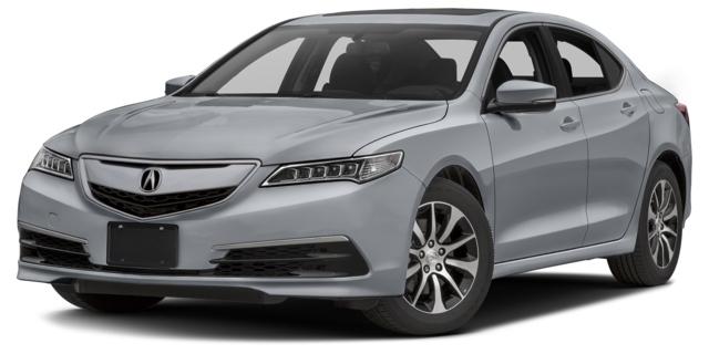 2016 Acura TLX Sylvania 19UUB1F33GA011485