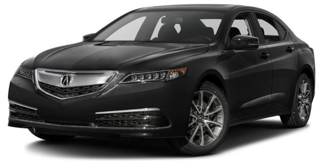 2016 Acura TLX Sylvania 19UUB2F30GA010641