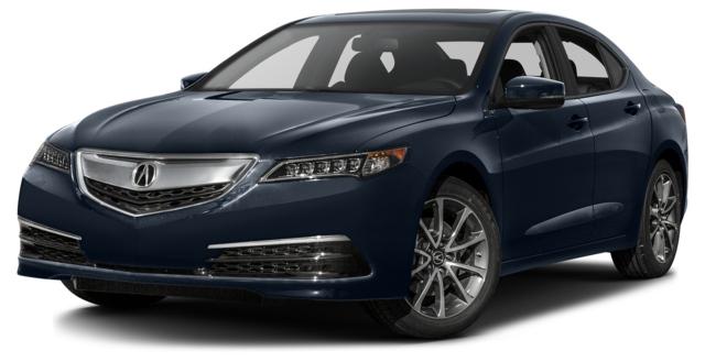 2016 Acura TLX Sylvania 19UUB2F37GA006912