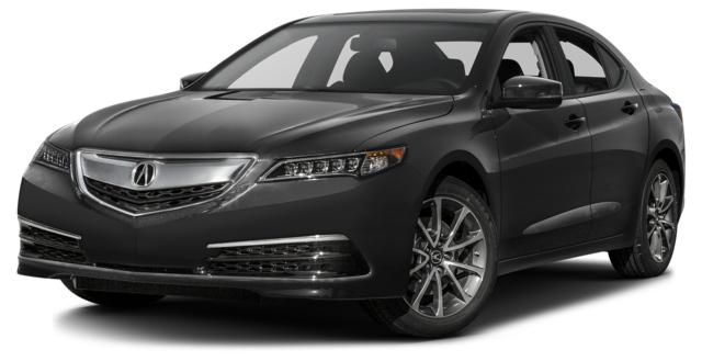 2016 Acura TLX Sylvania 19UUB2F3XGA004457