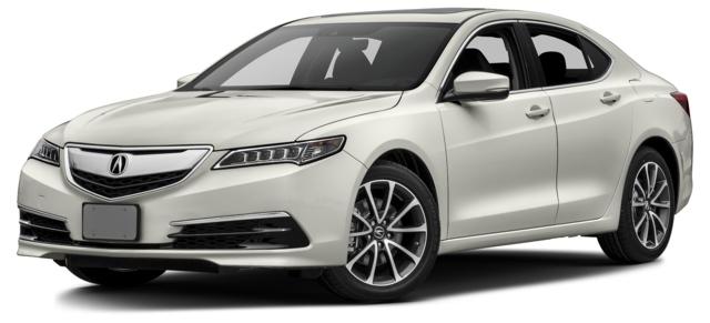 2016 Acura TLX Sylvania 19UUB2F54GA005685