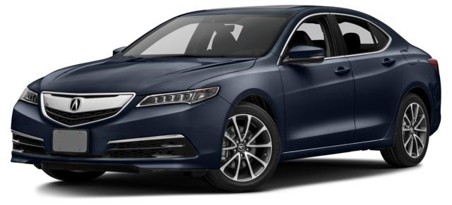 2016 Acura TLX Sylvania 19UUB2F59GA011269
