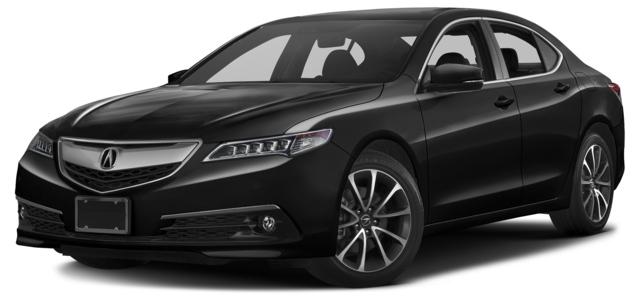 2016 Acura TLX Sylvania 19UUB2F73GA003363