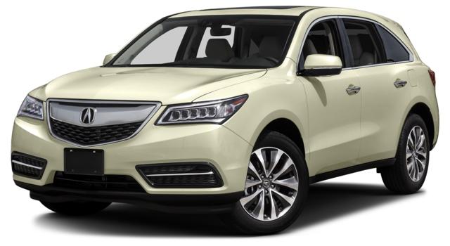 2016 Acura MDX Sylvania 5FRYD4H40GB046024