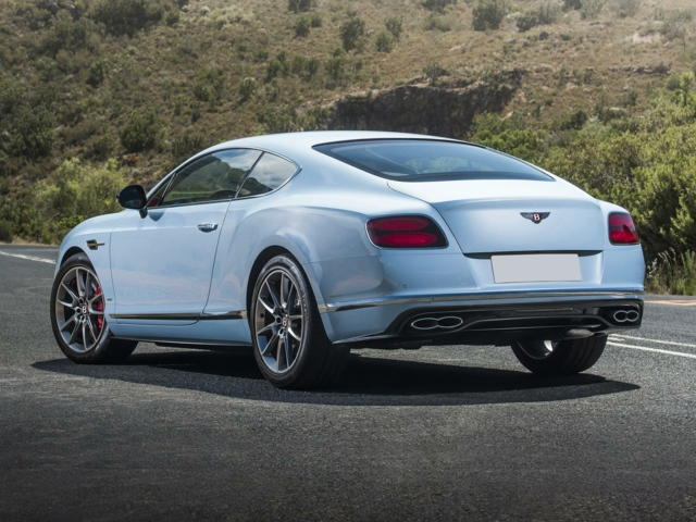 2017 Bentley Continental GT San Jose, CA SCBFH7ZA5HC060800