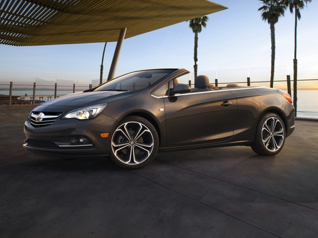 2016 Buick Cascada National City W04WT3N5XGG038614
