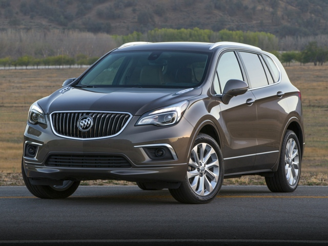 2017 Buick Envision Pittsburgh, PA LRBFXDSA3HD111079