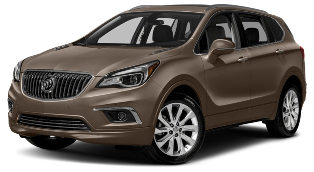 2017 Buick Envision Anderson, IN LRBFXASA6HD191721