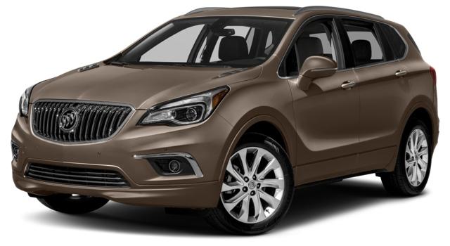 2017 Buick Envision Anderson, IN LRBFXASA6HD191721