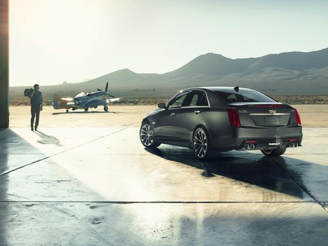 2017 Cadillac CTS-V Venice 1G6A15S62H0155647