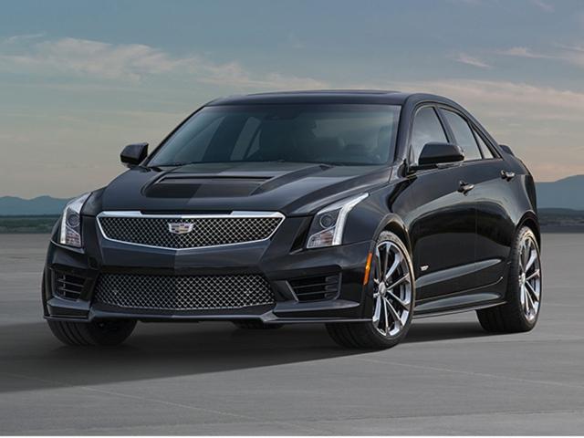 2017 Cadillac ATS-V Bradenton 1G6AN5SY4H0166669