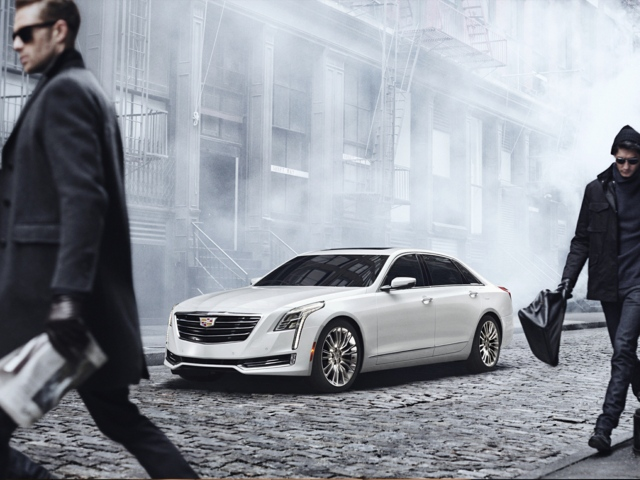 2017 Cadillac CT6 Venice 1G6KC5RXXHU141159