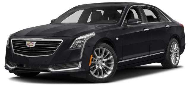 2016 Cadillac CT6 Racine, WI 1G6KK5R62GU160345