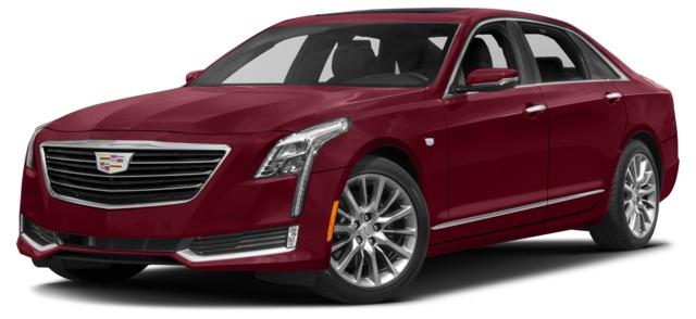 2017 Cadillac CT6 Bradenton 1G6KF5RS4HU176291