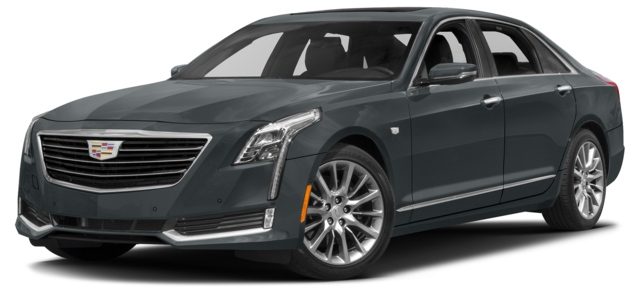 2017 Cadillac CT6 Sarasota 1G6KF5RS0HU152585