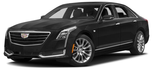 2017 Cadillac CT6 Duluth, MN 1G6KF5RS9HU142444