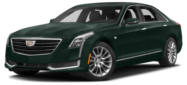 2016 Cadillac CT6 Bradenton 1G6KK5R67GU166478