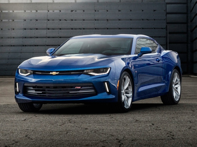 2017 Chevrolet Camaro Augusta, Maine 1G1FB1RS7H0117626