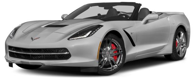 2017 Chevrolet Corvette Lansing, IL 1G1YK3D70H5115775
