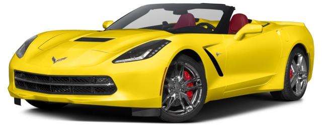 2016 Chevrolet Corvette Waukesha, WI 1G1YK3D71G5116819