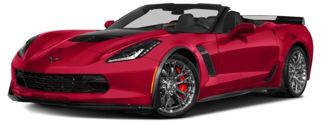 2017 Chevrolet Corvette Lansing, IL 1G1YP3D60H5604069