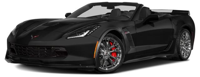 2017 Chevrolet Corvette Lansing, IL 1G1YP3D61H5603173