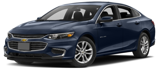 2017 Chevrolet Malibu Highland, IN 1G1ZE5ST6HF147812