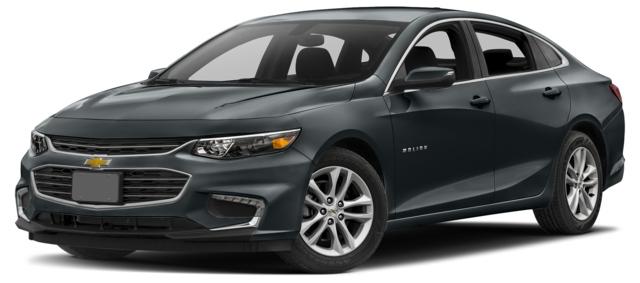2017 Chevrolet Malibu Frankfort, IL and Lansing, IL 1G1ZE5ST0HF158093