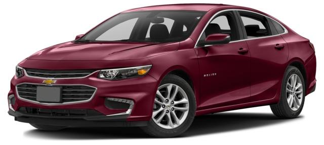 2016 Chevrolet Malibu Waukesha, WI 1G1ZE5ST4GF311640