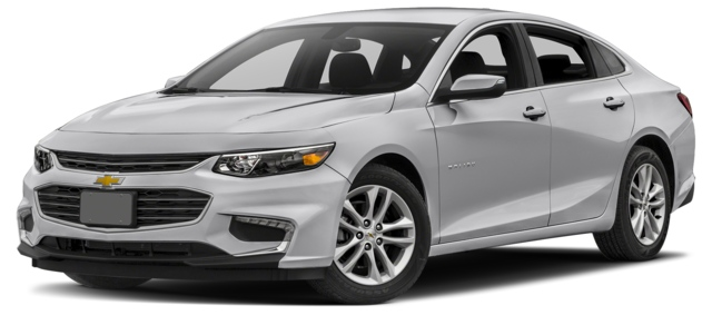 2017 Chevrolet Malibu Highland, IN 1G1ZE5ST8HF225815