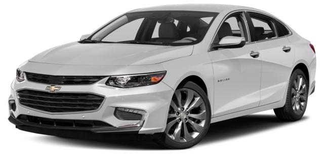 2017 Chevrolet Malibu Lansing, IL 1G1ZH5SX7HF218834