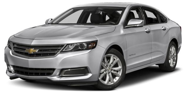2018 Chevrolet Impala Frankfort, IL 2G1105S3XJ9103385
