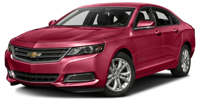 2017 Chevrolet Impala Frankfort, IL and Lansing, IL 2G1105S33H9173434