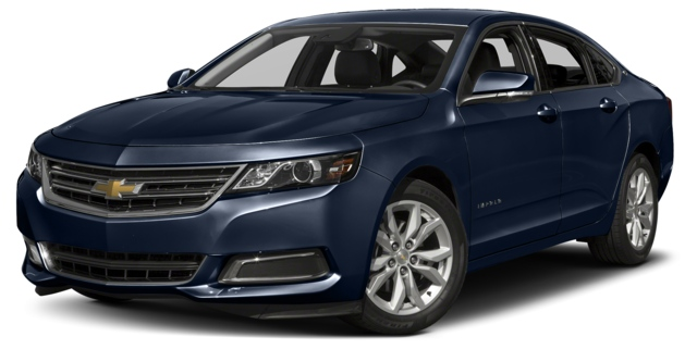2017 Chevrolet Impala Frankfort, IL and Lansing, IL 2G1105S35H9174049
