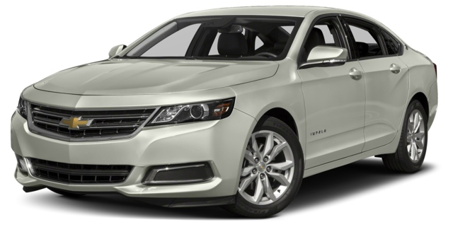 2017 Chevrolet Impala Frankfort, IL 2G1105S32H9172291