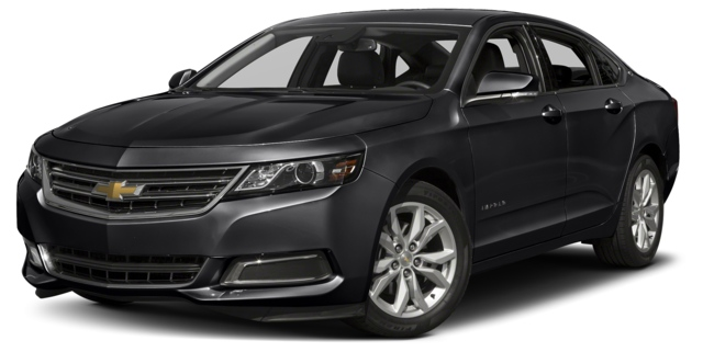 2017 Chevrolet Impala Highland, IN 2G1105S31H9182360