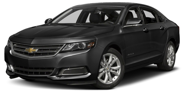 2017 Chevrolet Impala Frankfort, IL and Lansing, IL 2G1105S33H9173627