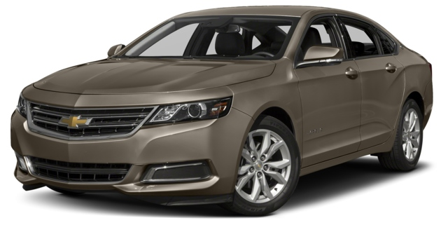 2017 Chevrolet Impala Frankfort, IL and Lansing, IL 2G1105S37H9174456