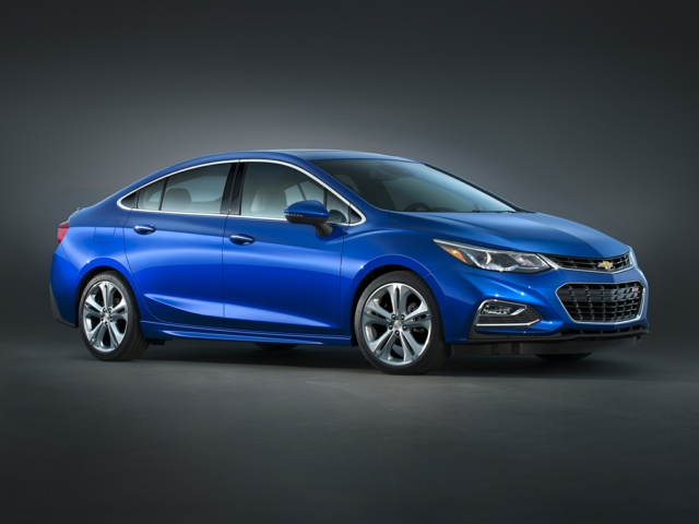 2017 Chevrolet Cruze Highland, IN 1G1BC5SM4H7201991