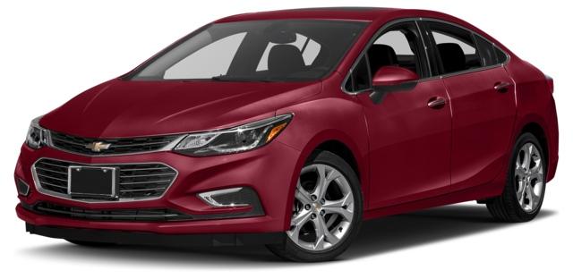 2017 Chevrolet Cruze Lansing, IL 1G1BF5SM5H7128539