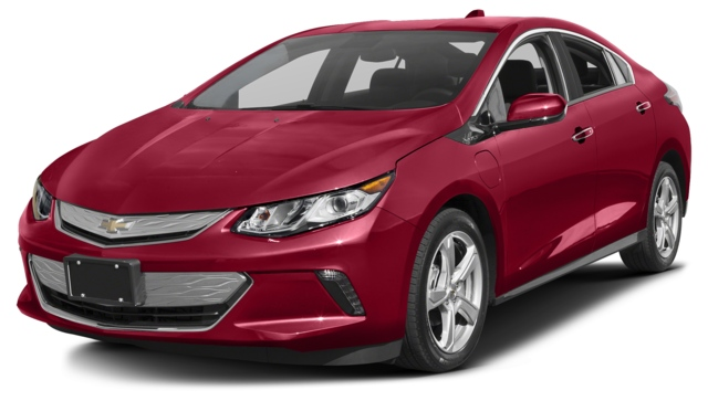 2017 Chevrolet Volt Frankfort, IL and Lansing, IL 1G1RA6S50HU158741