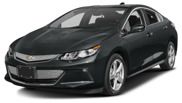 2017 Chevrolet Volt Frankfort, IL and Lansing, IL 1G1RB6S59HU168858