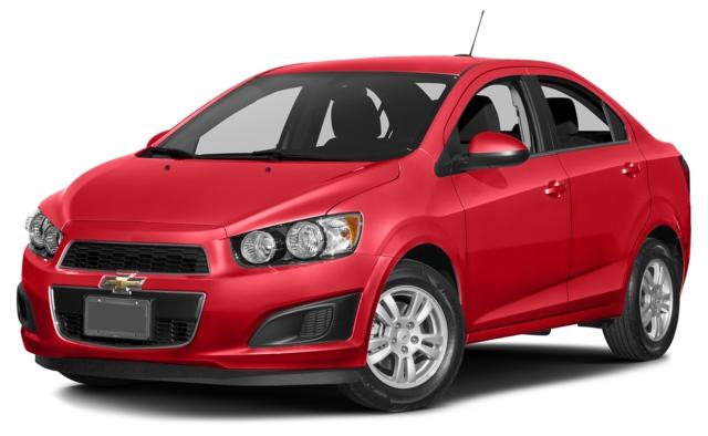 2016 Chevrolet Sonic Mitchell, SD 1G1JC5SH4G4151334