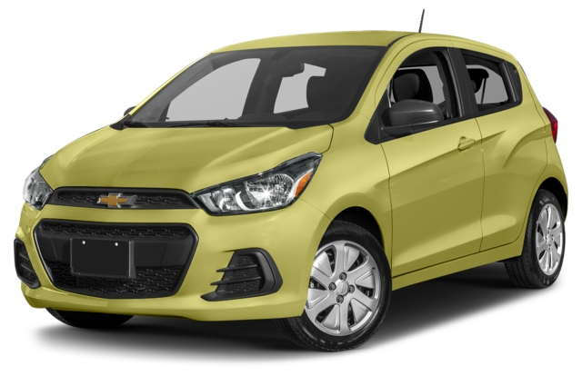 2017 Chevrolet Spark Somerset, KY KL8CB6SA1HC744595