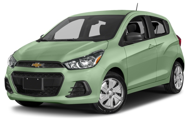 2017 Chevrolet Spark Frankfort, IL and Lansing, IL KL8CB6SAXHC746555