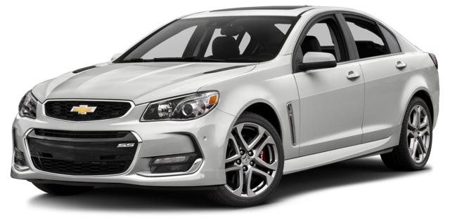 2017 Chevrolet SS Highland, IN 6G3F15RW7HL302054