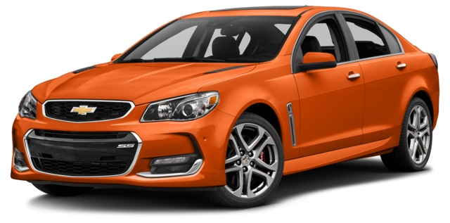 2017 Chevrolet SS Minot, ND, Bismarck, ND and Williston, ND 6G3F15RW7HL303141